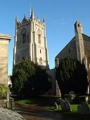 Church Commissioners development grant for St Peter's