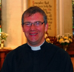 New chaplain for General Synod