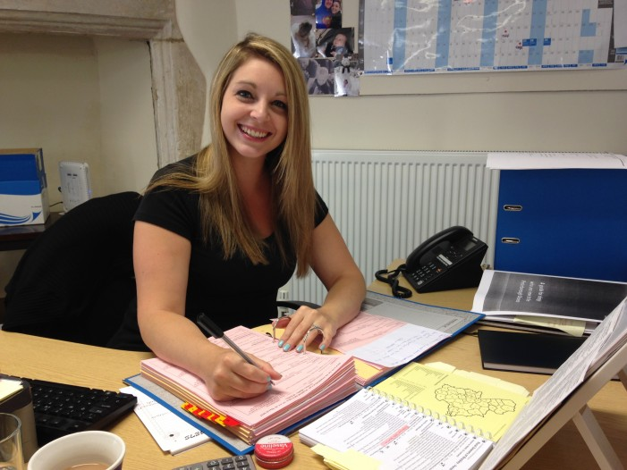 Communications Assistant for the Diocese- Meet Karen