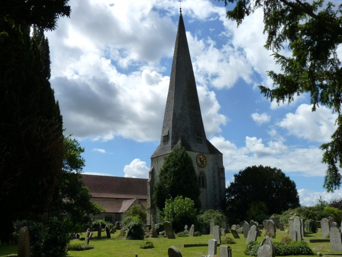 National Churches Trust launches appeal to save the UK's crumbling church spires