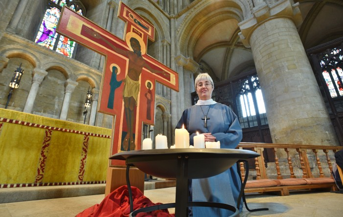 Praying for Peterborough during Lent