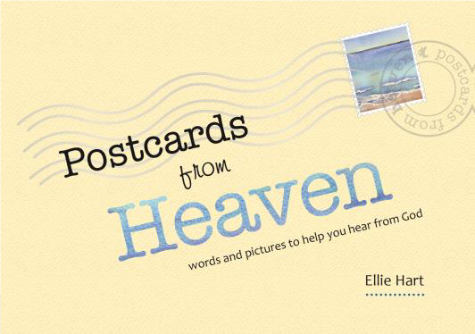 Postcards from Heaven  by Ellie Hart