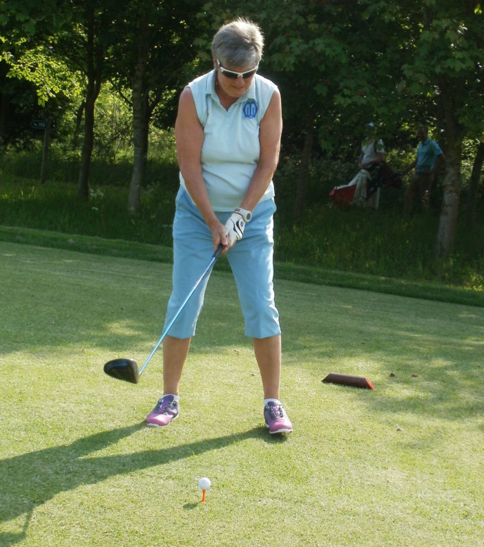 Update on 140 holes of golf in support of Mothers Union