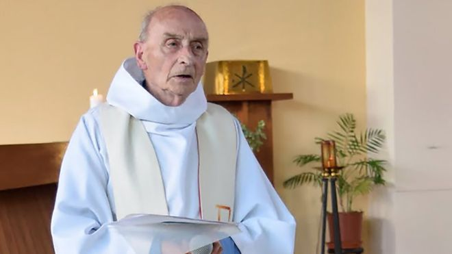The Murder of Father Jacques Hamel