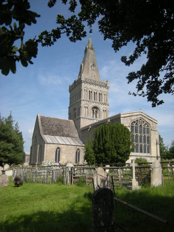 Investing in the future of the UK's church buildings
