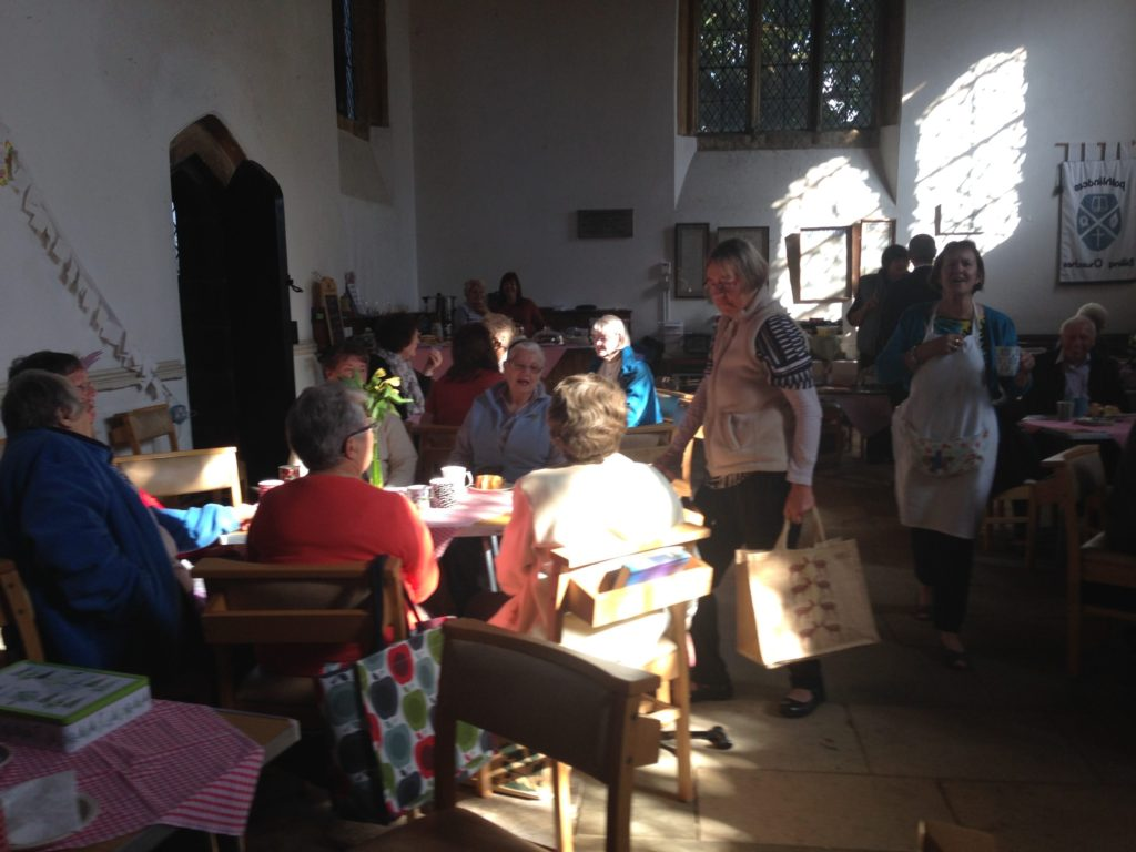 Billing Parish Coffee Morning
