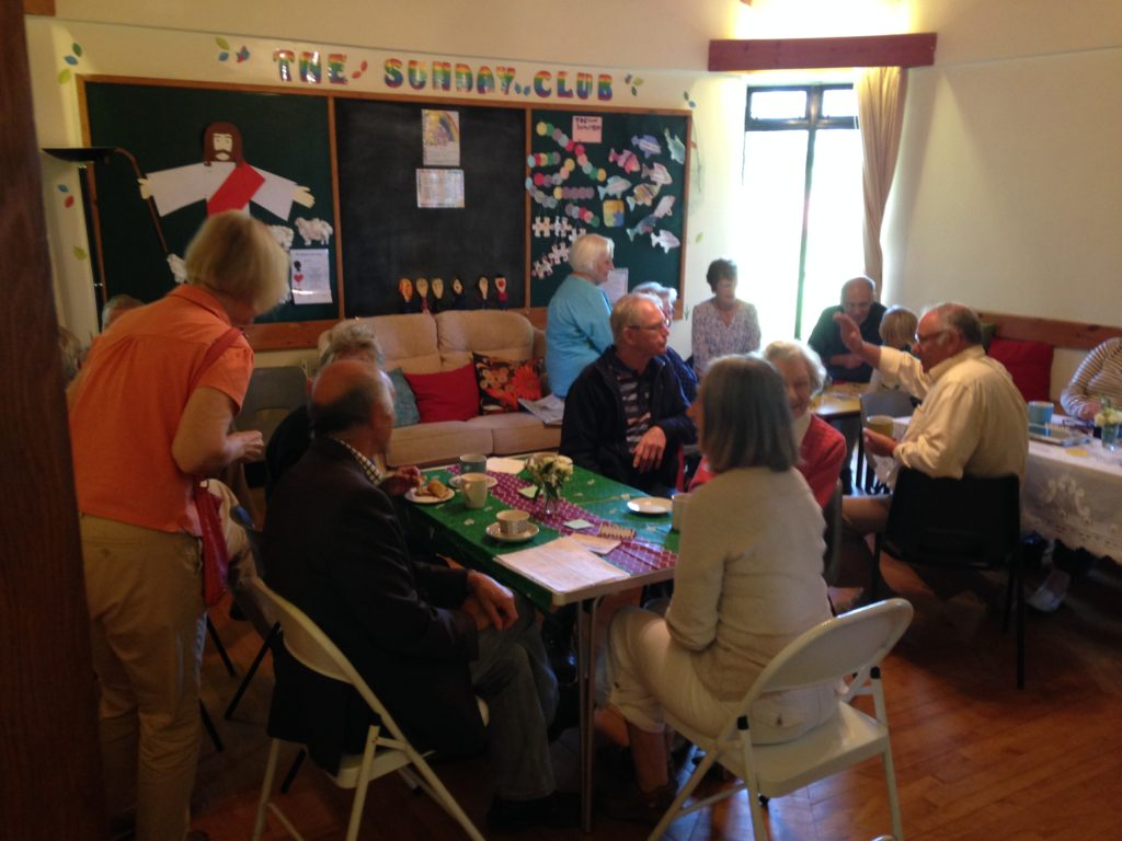 Clipston coffee morning