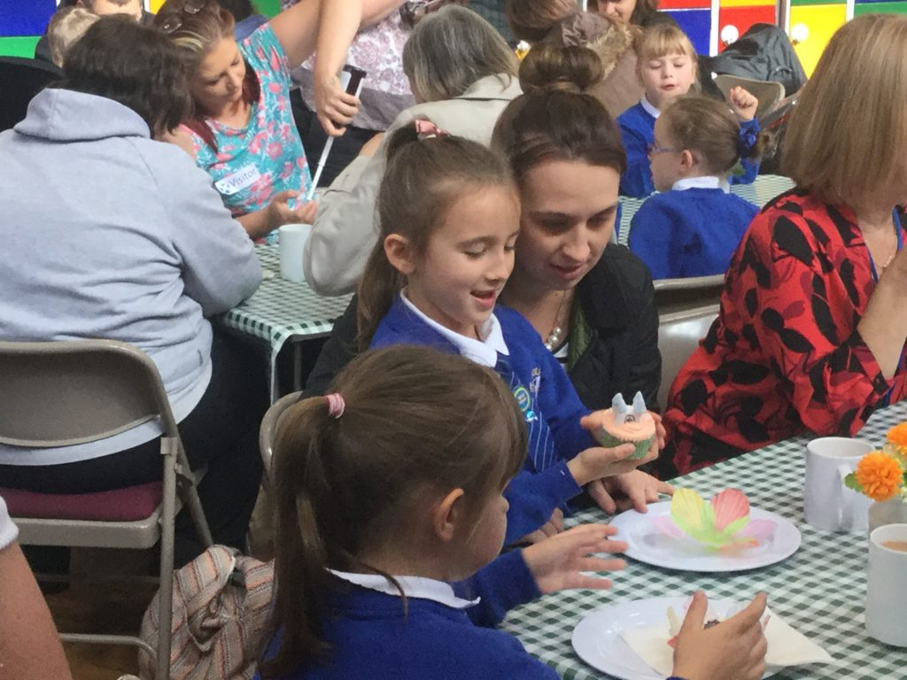 St Andrew's CE Primary School coffee morning 2