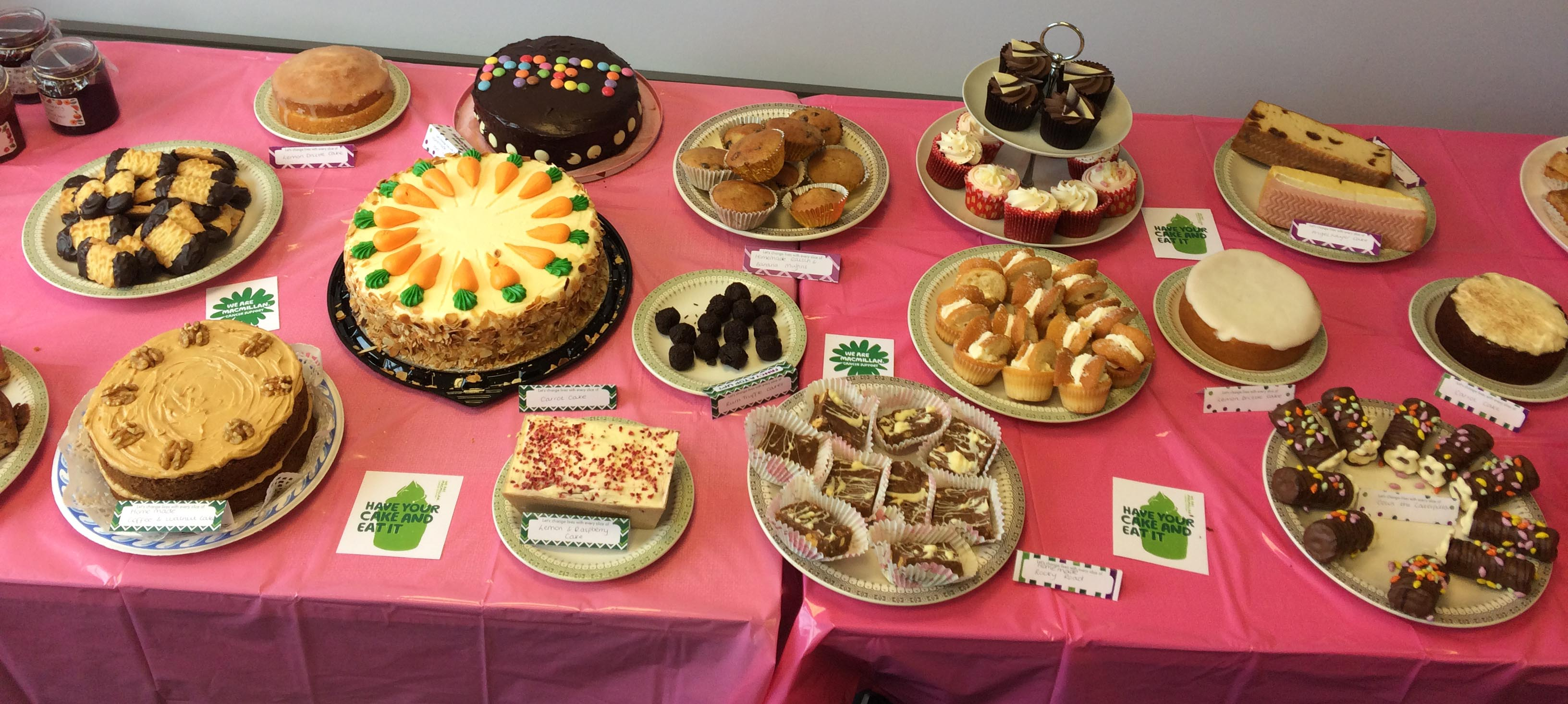 The World's Biggest Coffee Morning in Peterborough Diocese