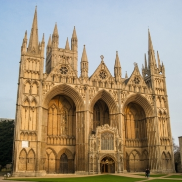 Bishop Donald issues Visitation Charge to Peterborough Cathedral