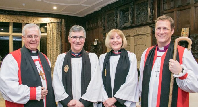 New Warden for Launde Abbey