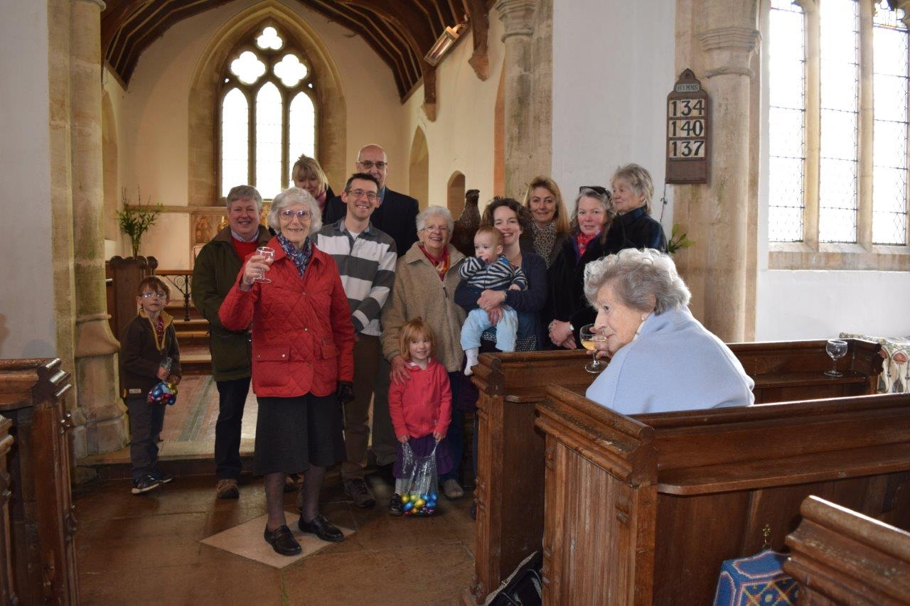 Heritage Lottery Fund awards £159,400 to St Margaret's Church in Luddington in the Brook for urgent repairs