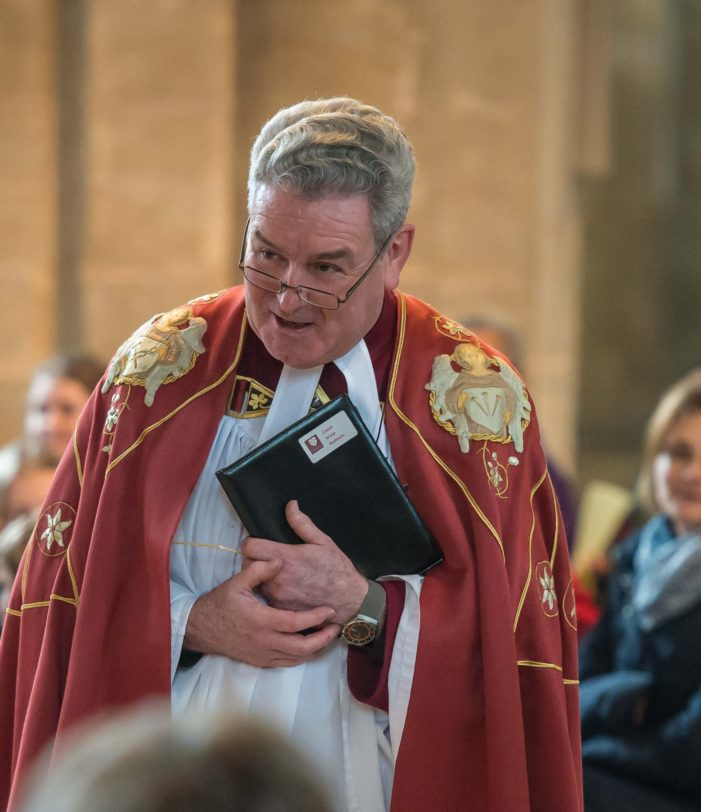 Peterborough Cathedral's Canon Precentor to retire