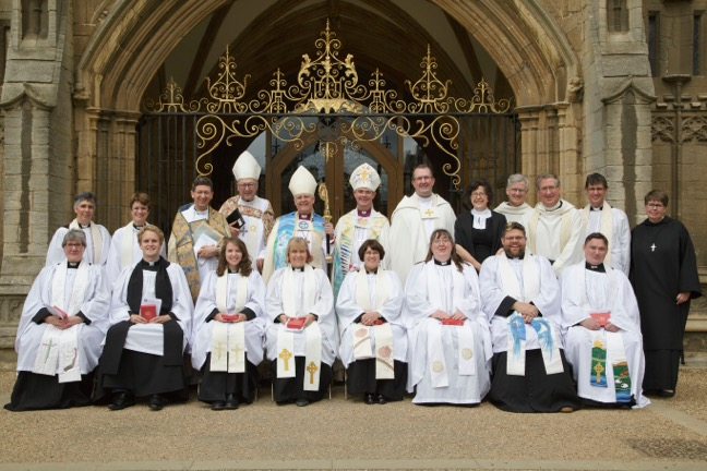 Ordination of Priests at Peterborough Cathedral