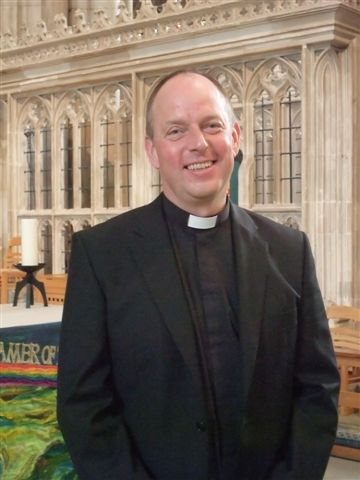 A new Dean has been appointed to Peterborough Cathedral