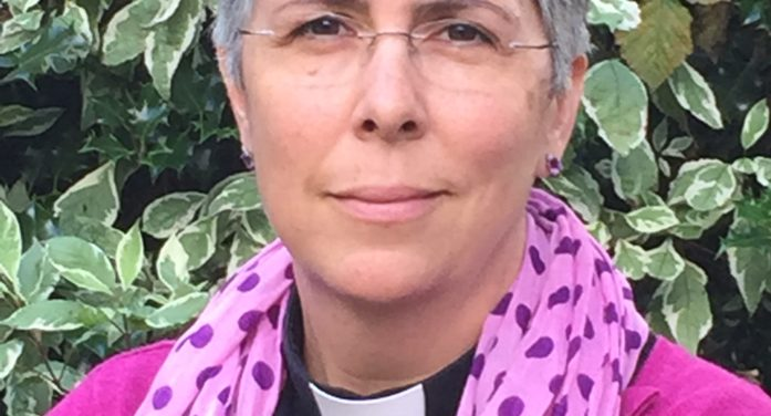 Revd Canon Guli Francis-Dehqani as the first Bishop of Loughborough
