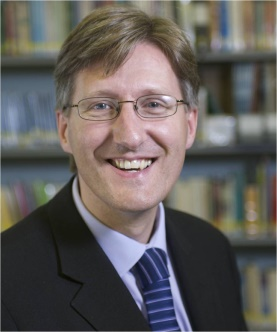 New Director of Education will be Peter Cantley