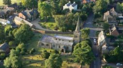2018 is 'The Year of Northamptonshire Churches'