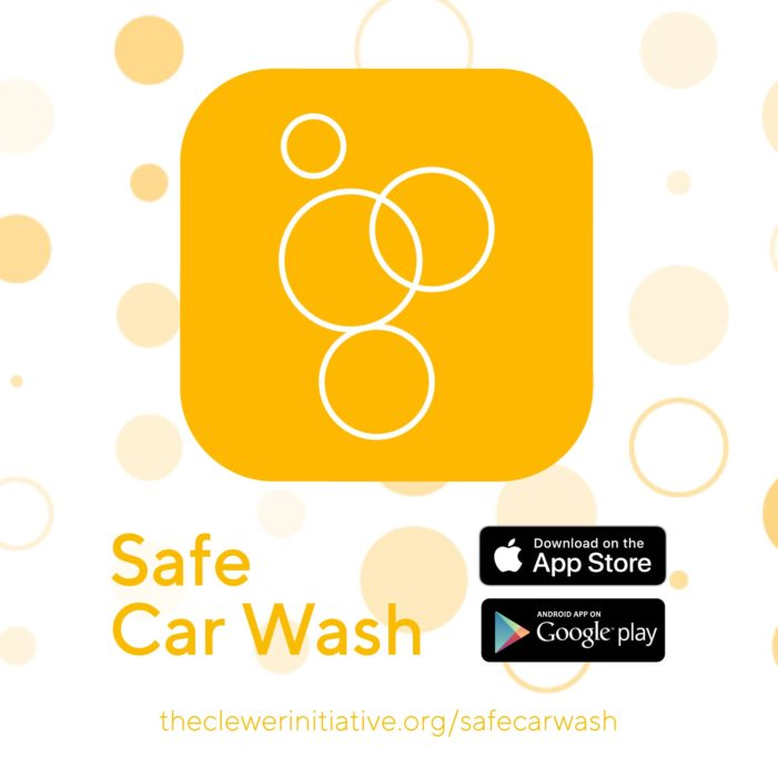 New app is launched to end modern slavery at hand car washes