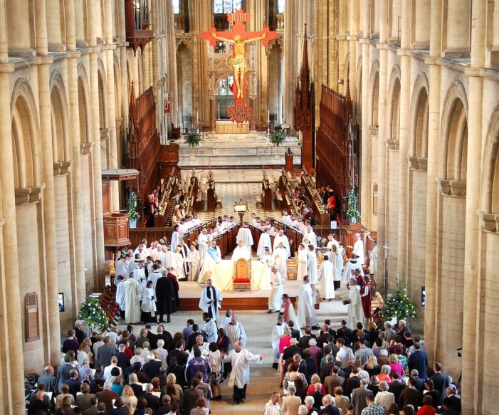 Ordinations of Priests and Deacons to take place this Sunday