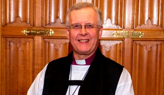 Bishop Donald's Christmas Message – 2018
