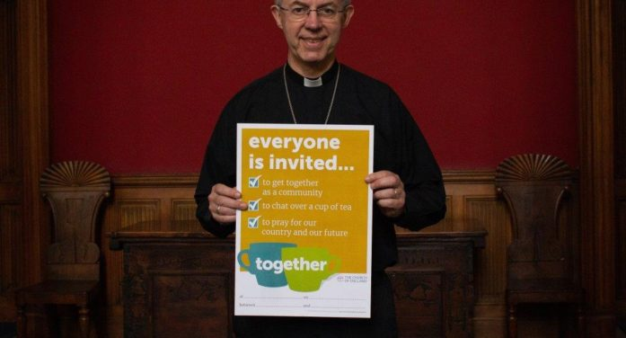 Churches to hold tea and prayer drop-ins for Brexit