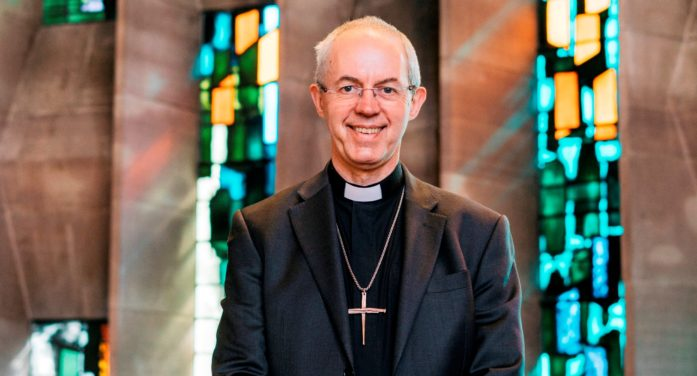 Archbishop of Canterbury to visit the Diocese of Peterborough in April