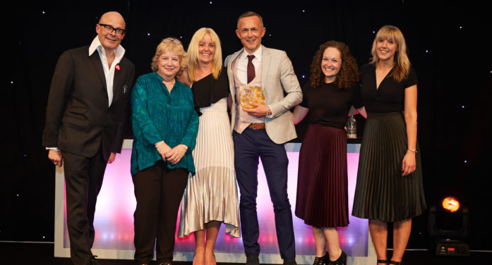 Grendon Church of England Primary School named 'Primary School of the Year' at the 2019 TES Awards!