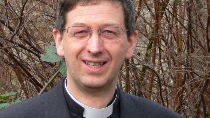And now for something completely different – a reflection from the Archdeacon of Oakham