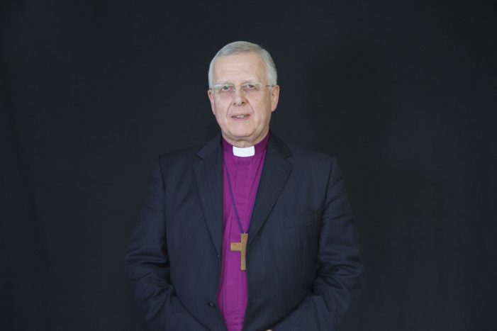 Coronavirus (COVID-19) Temporary Regulations – a statement from Bishop Donald