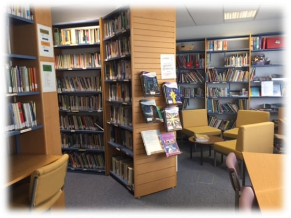 Diocesan Library to close until further notice