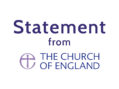 Statement from the Church of England to new Covid-19 restrictions