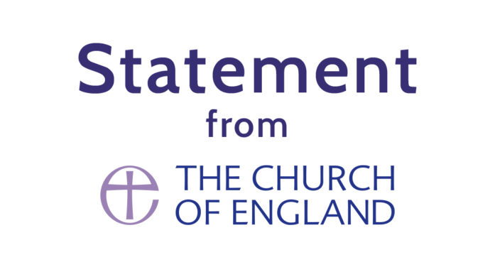 Statement from the Church of England on publication of IICSA report
