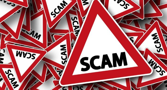 Beware of Test and Trace scams!
