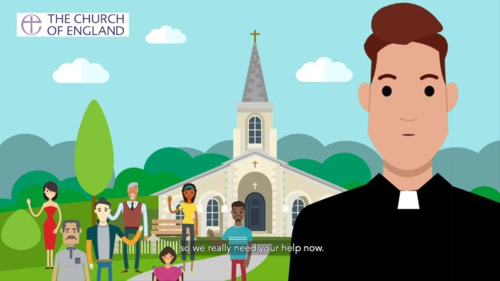 Important information from the Church of England National Stewardship Team