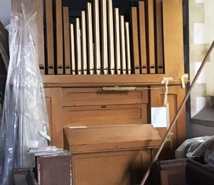Items from Horton Church are available – are you interested?