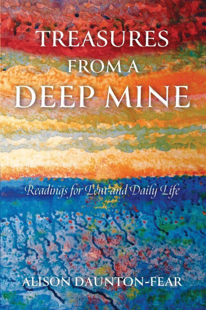 The words of a mother, the 'Treasures from a Deep Mine'