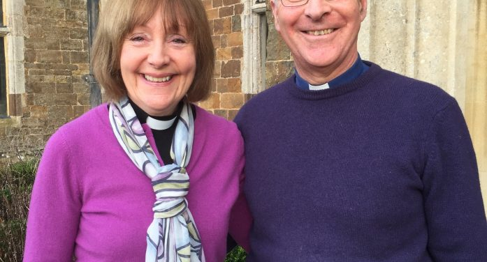 Farewells and hellos for Launde Abbey